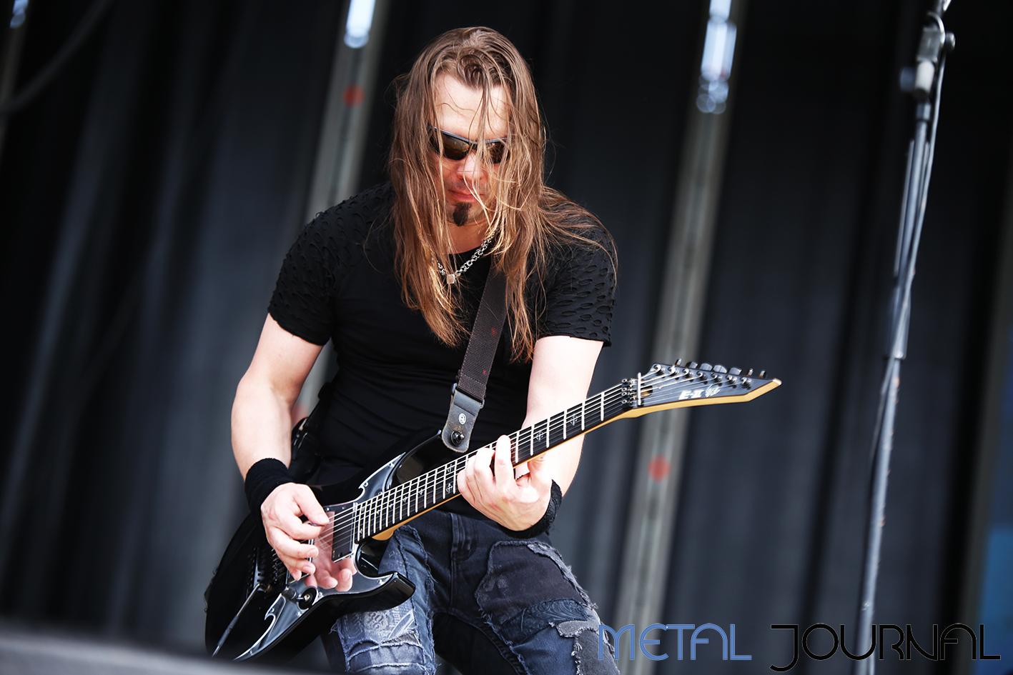 sonata arctica - metal journal rock fest barcelona 2019 pic 2