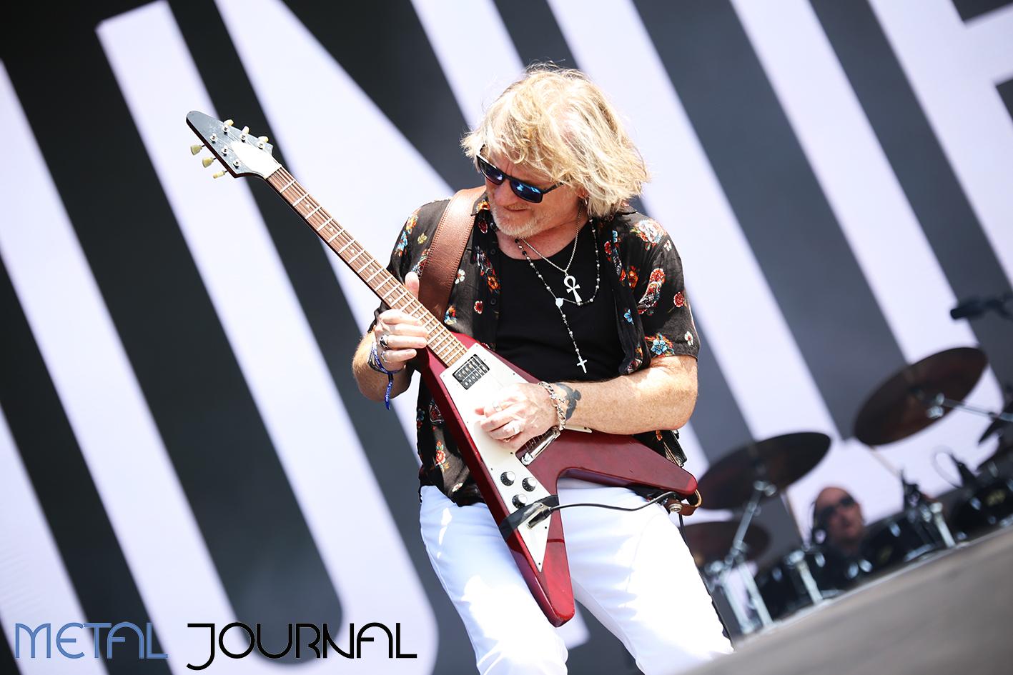thunder - metal journal rock fest barcelona 2019 pic 2