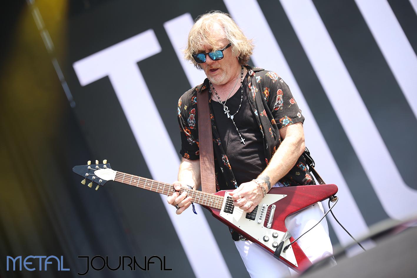 thunder - metal journal rock fest barcelona 2019 pic 5