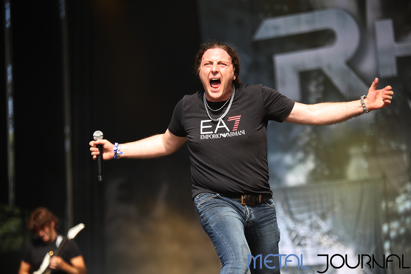 turilli lione rhapsody - metal journal rock fest barcelona 2019 pic 1