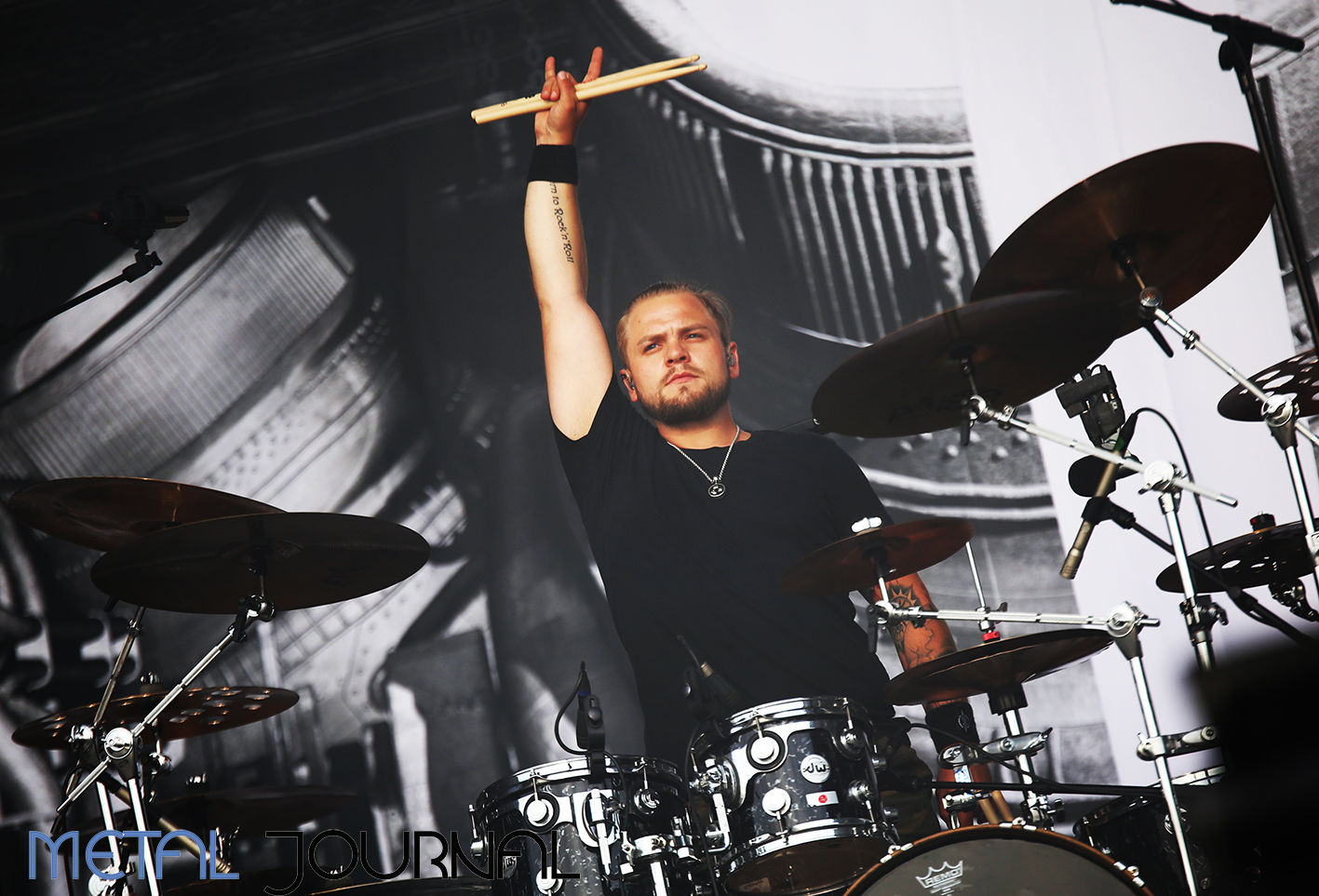 udo - metal journal rock fest barcelona 2019 pic 2