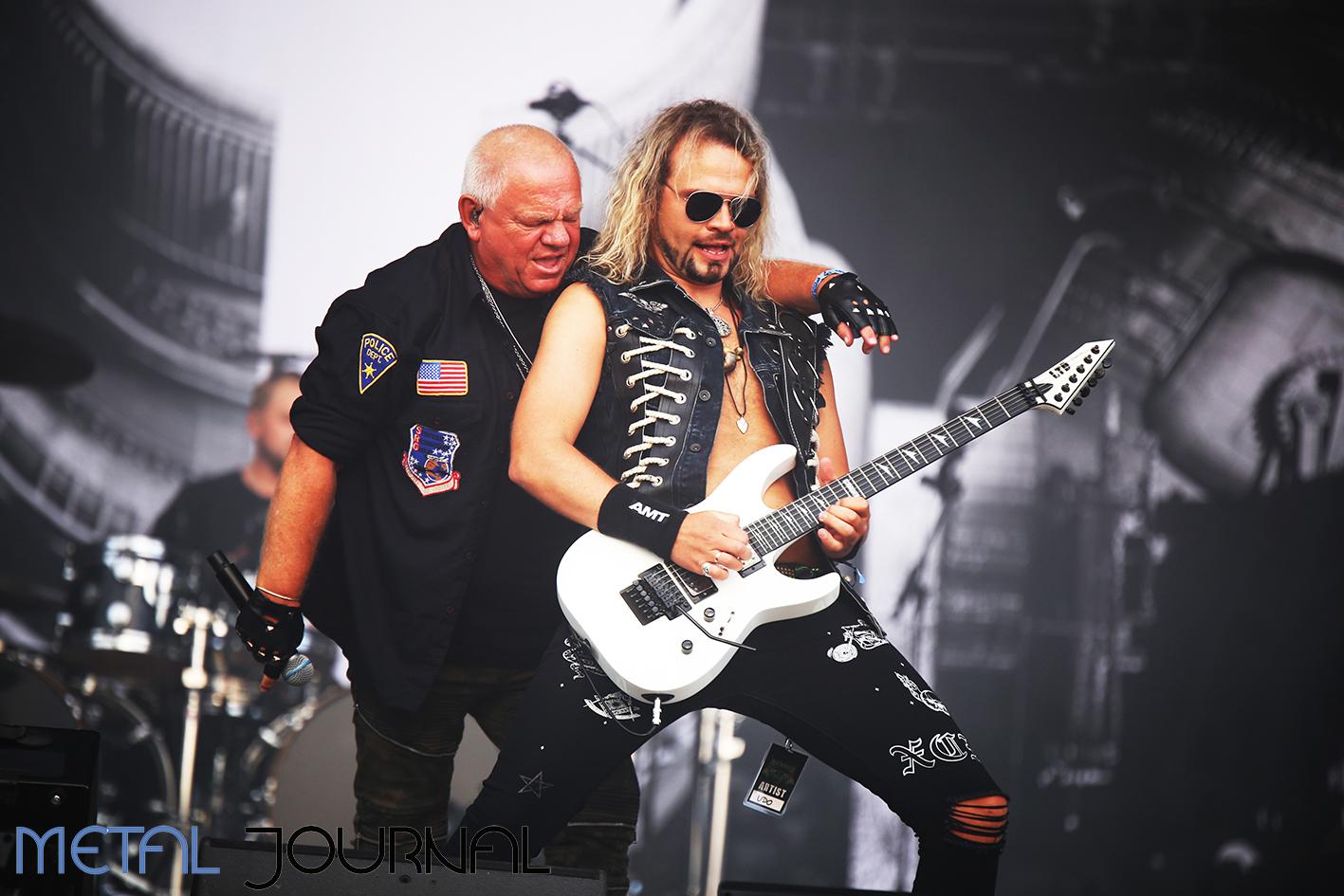 udo - metal journal rock fest barcelona 2019 pic 5