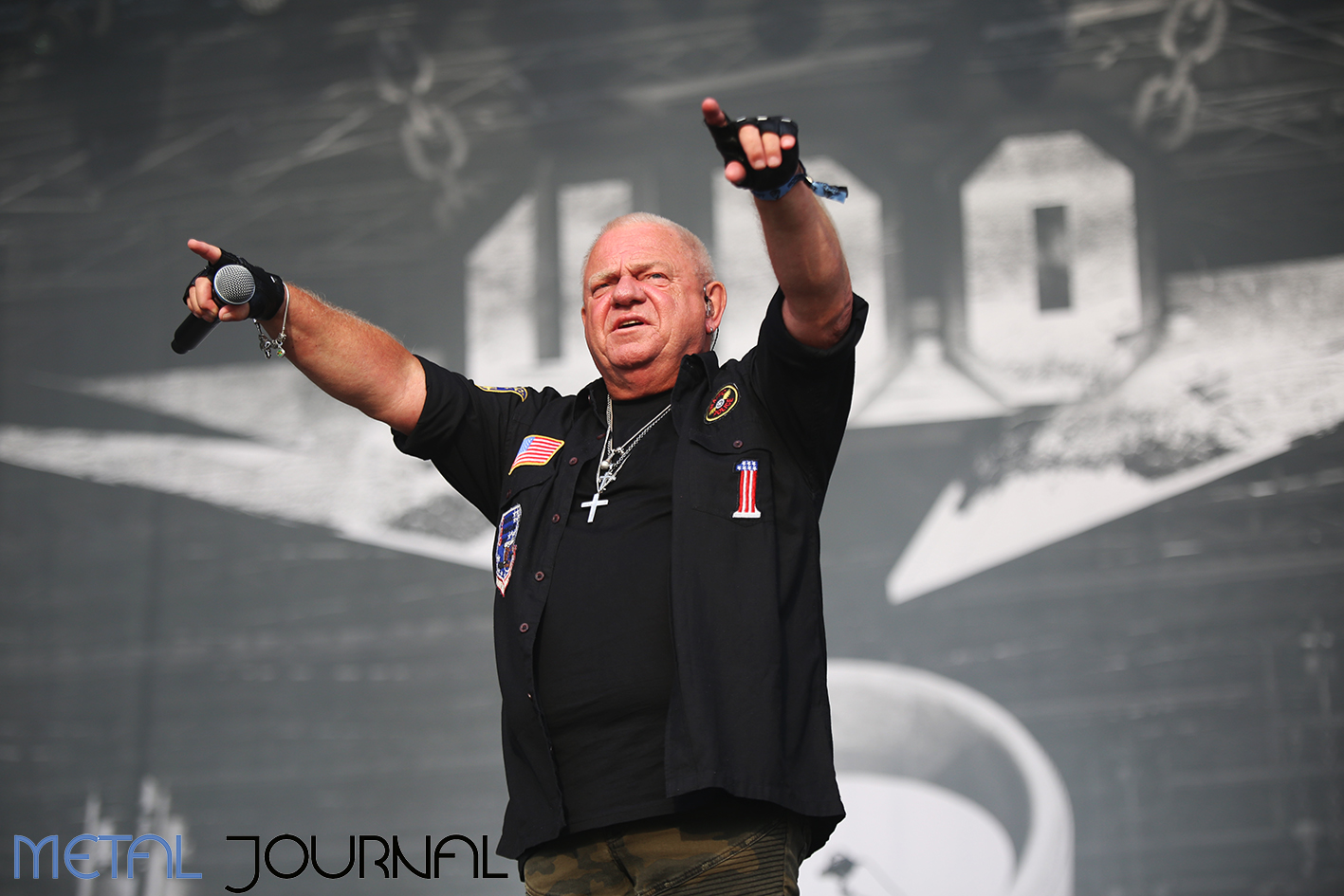 udo - metal journal rock fest barcelona 2019 pic 6