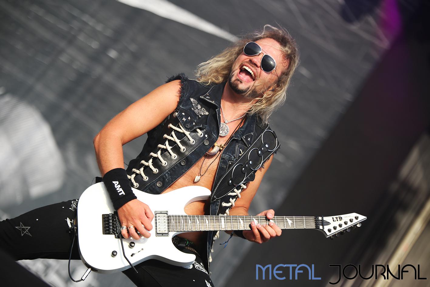 udo - metal journal rock fest barcelona 2019 pic 8