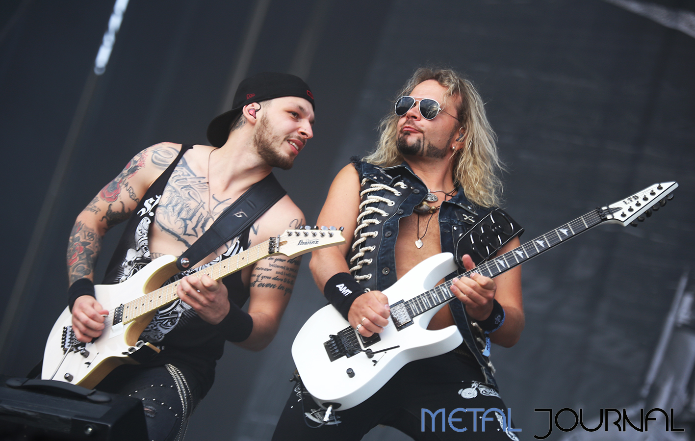 udo - metal journal rock fest barcelona 2019 pic 9