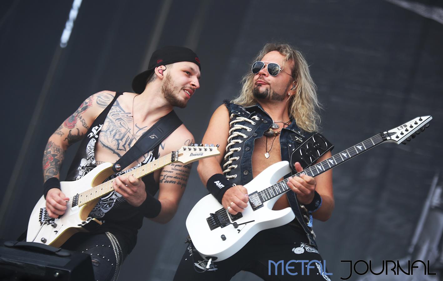 udo - metal journal rock fest barcelona 2019 pic 9