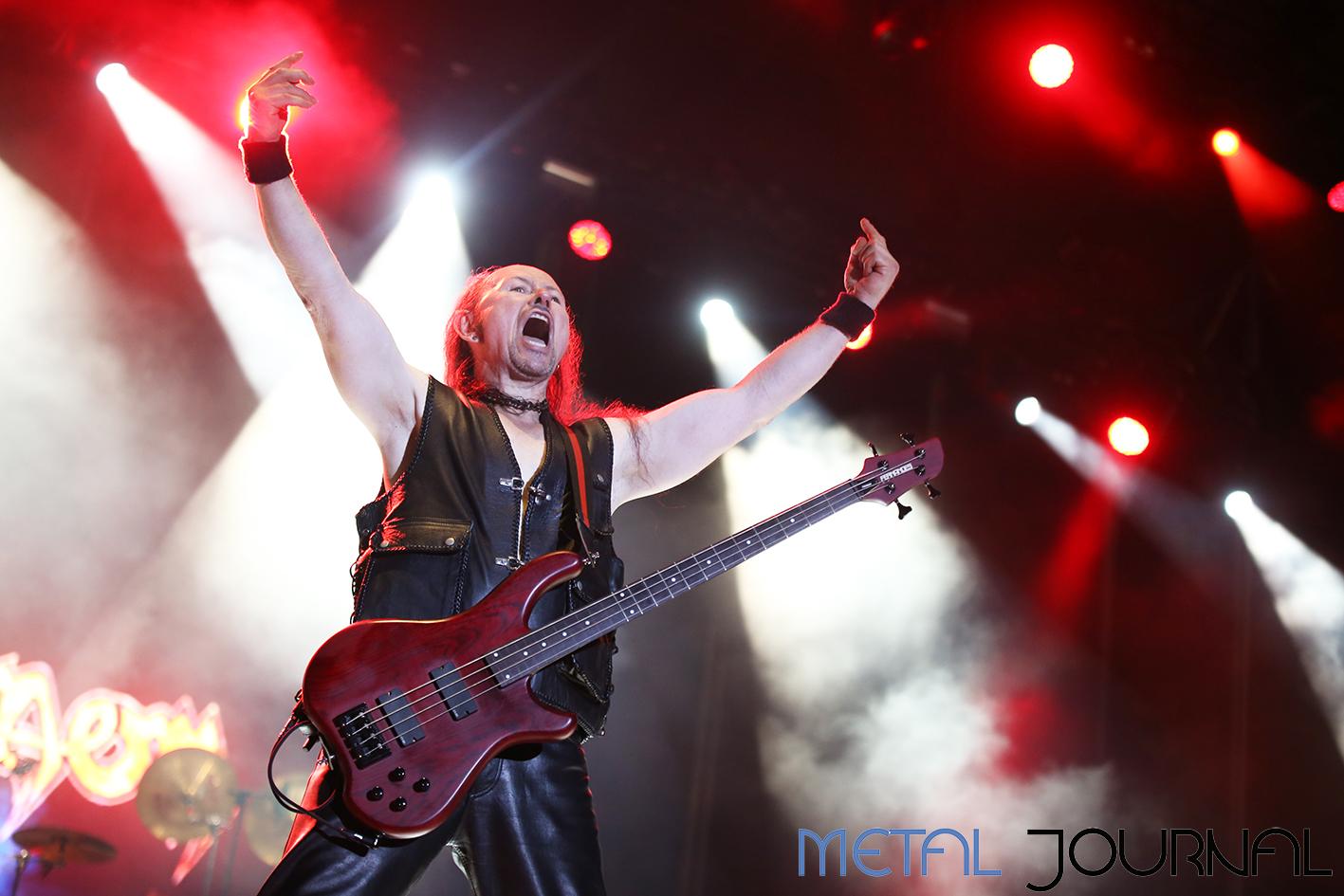 venom - metal journal rock fest barcelona 2019 pic 2