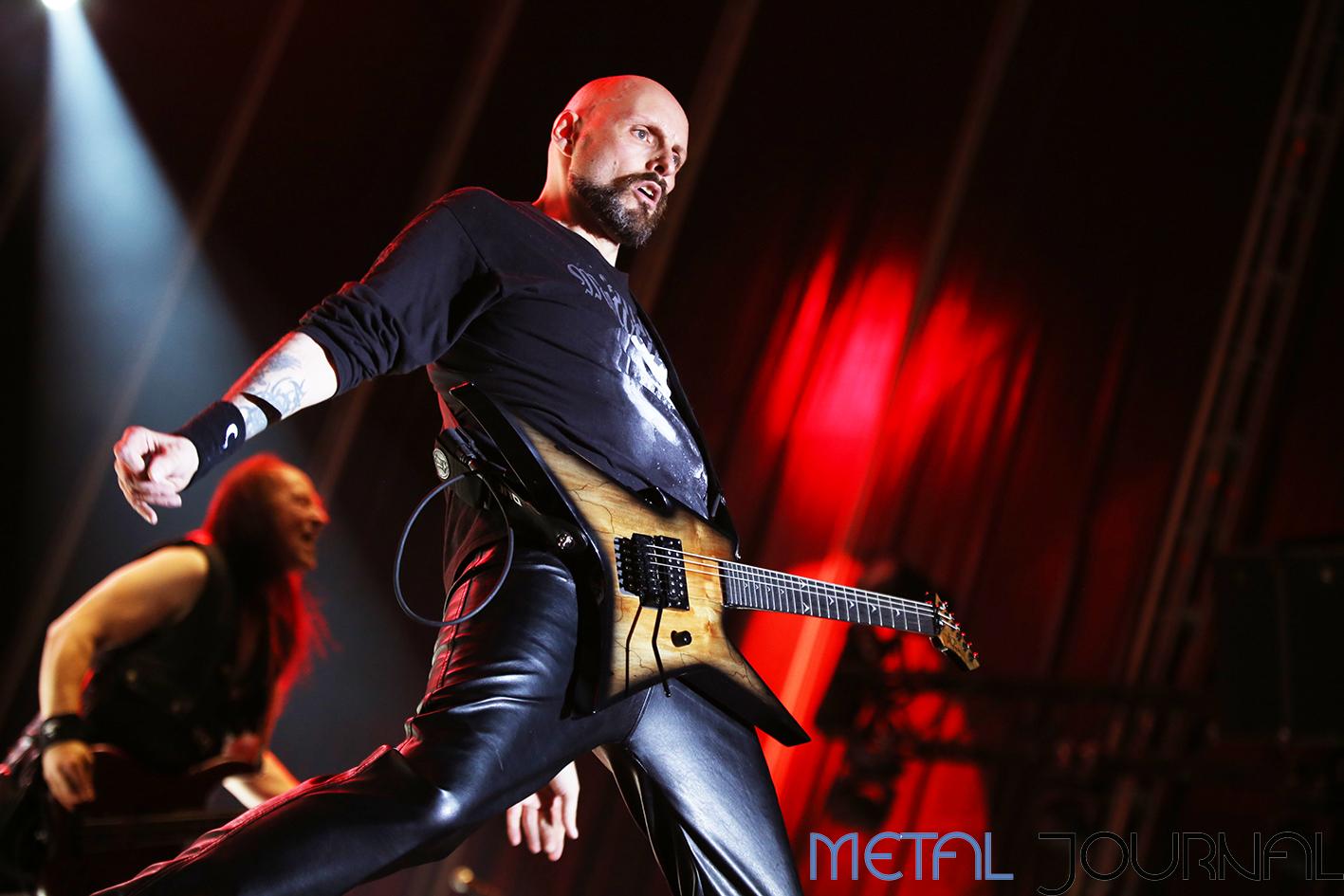 venom - metal journal rock fest barcelona 2019 pic 3
