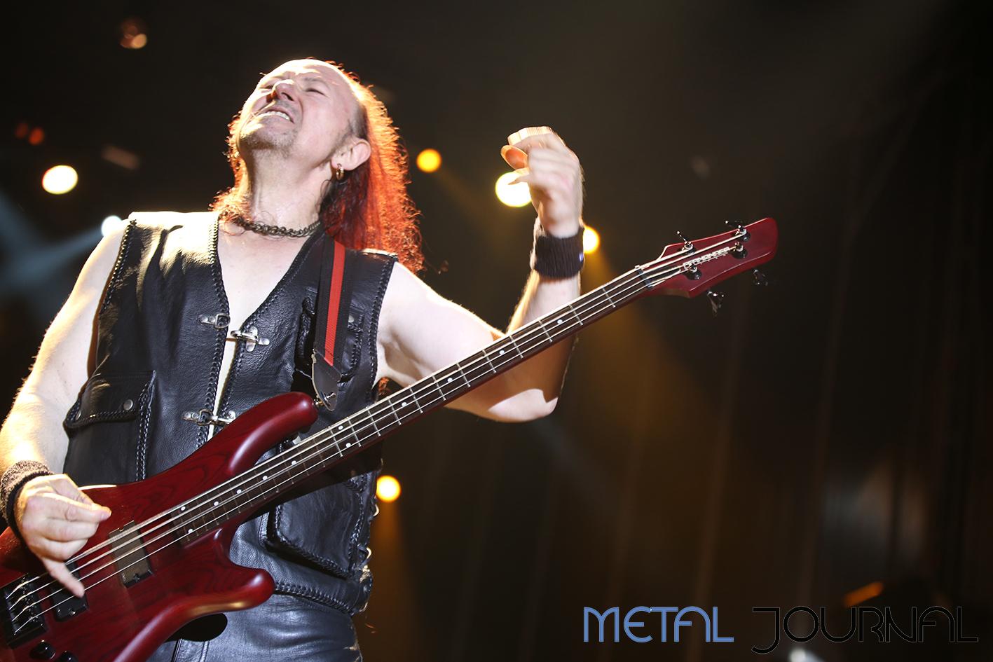 venom - metal journal rock fest barcelona 2019 pic 4