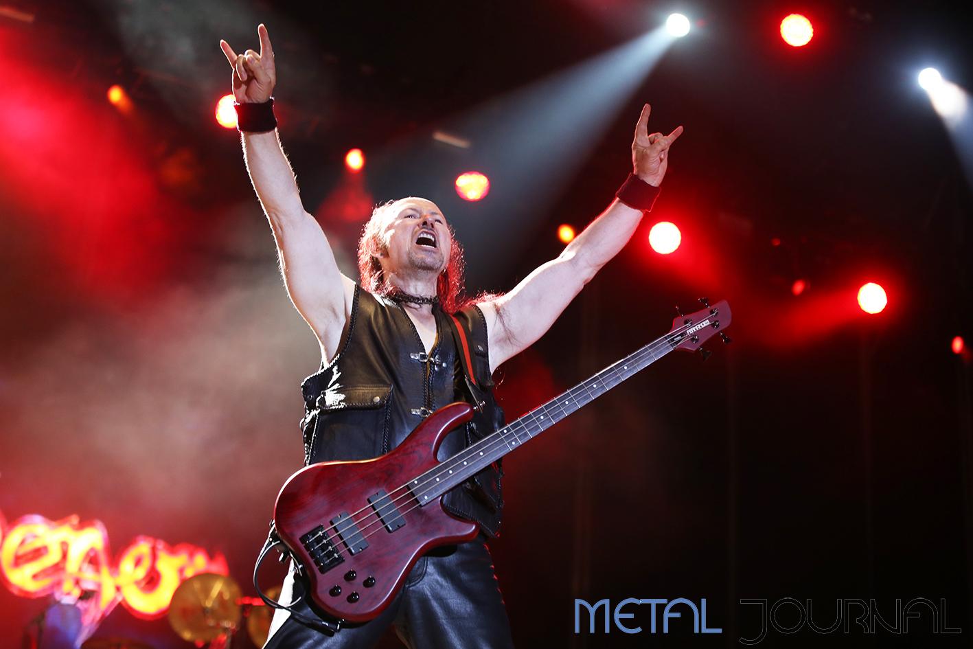 venom - metal journal rock fest barcelona 2019 pic 5