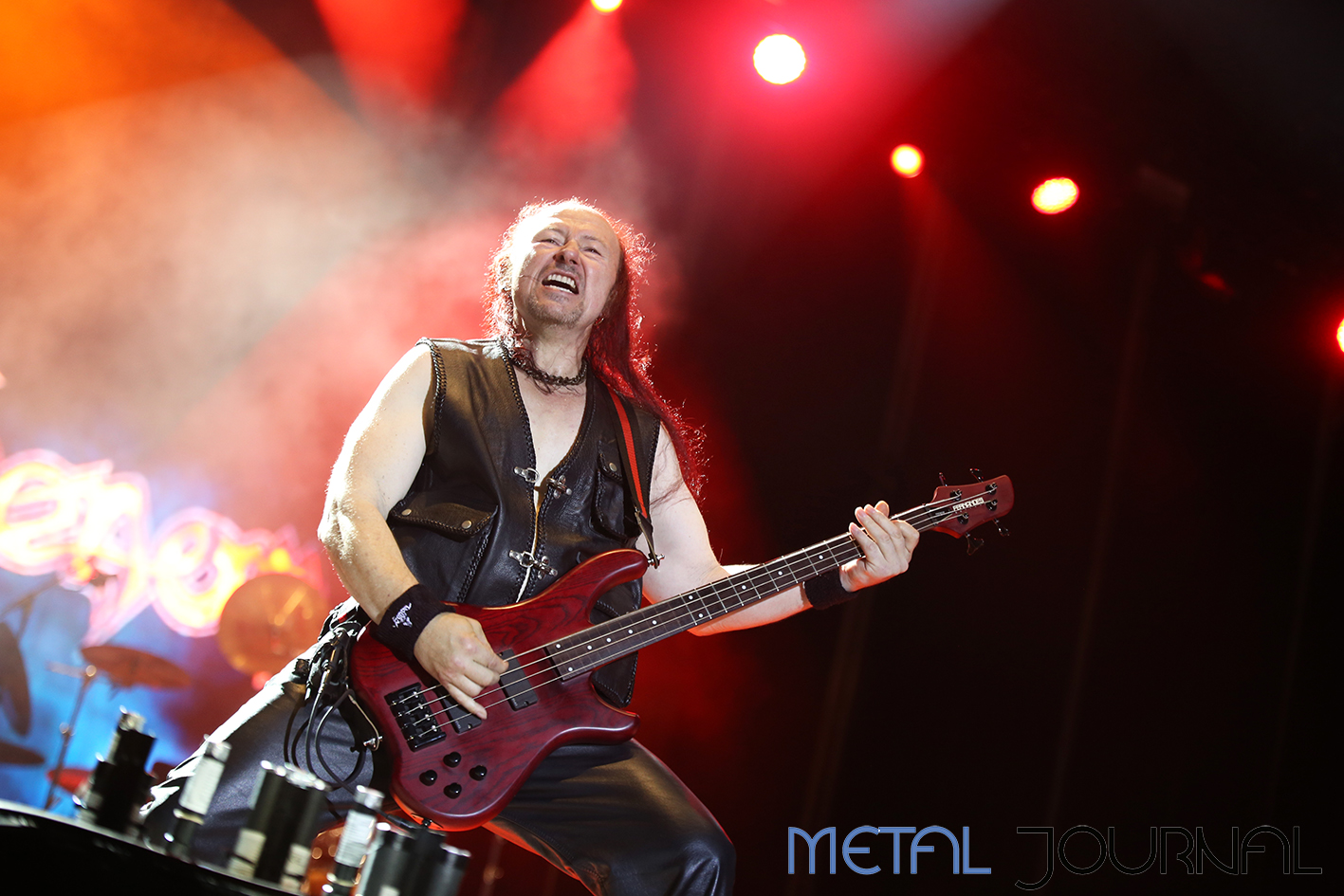 venom - metal journal rock fest barcelona 2019 pic 6