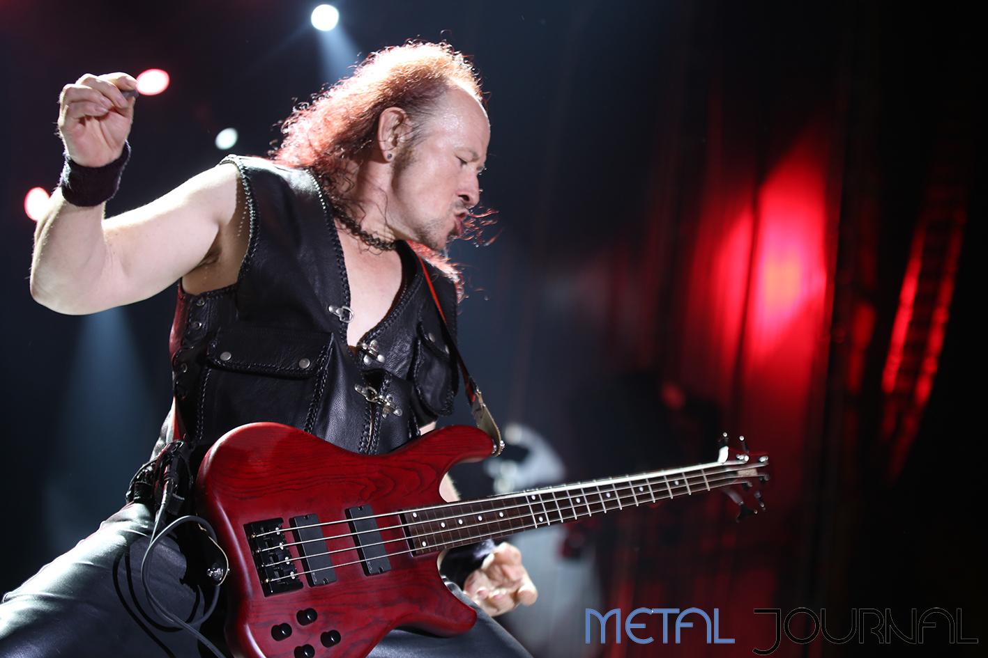 venom - metal journal rock fest barcelona 2019 pic 7