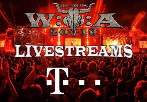 wacken open air - retransmisiones