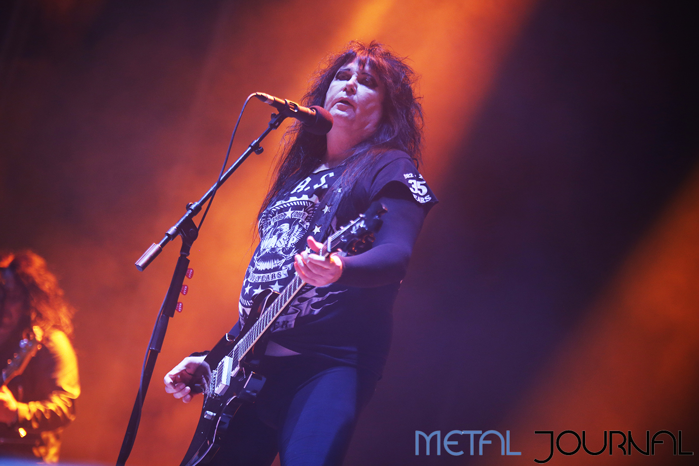 wasp - metal journal rock fest barcelona 2019 pic 1