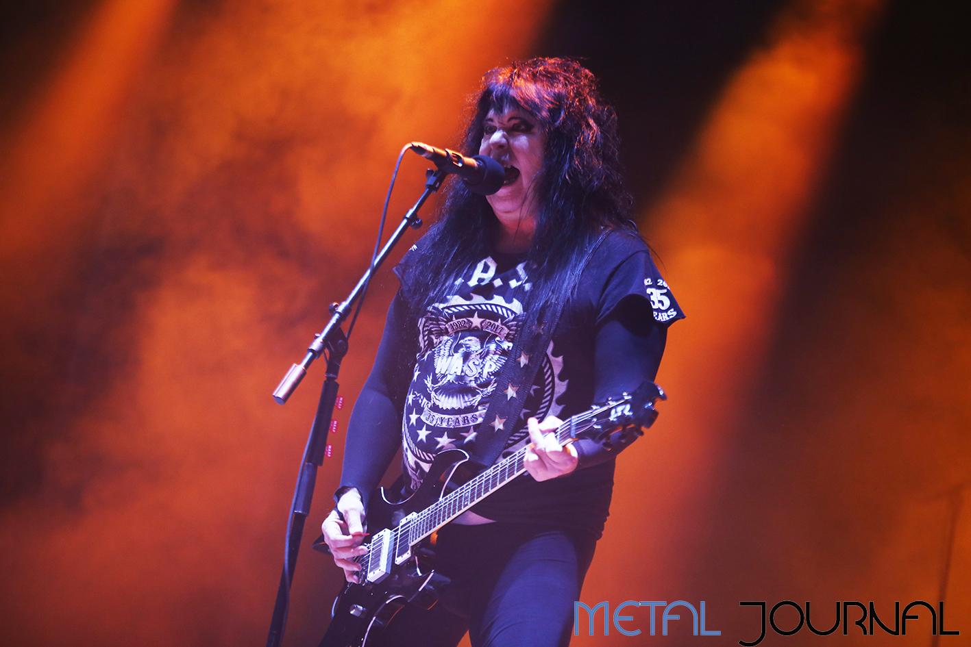 wasp - metal journal rock fest barcelona 2019 pic 5