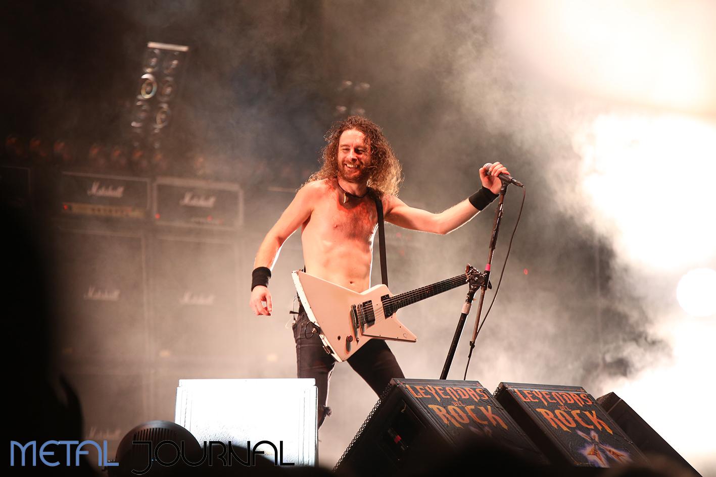 airbourne - leyendas del rock 2019 metal journal pic 5