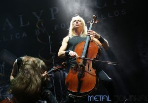 apocalyptica - leyendas del rock 2019 metal journal pic 1