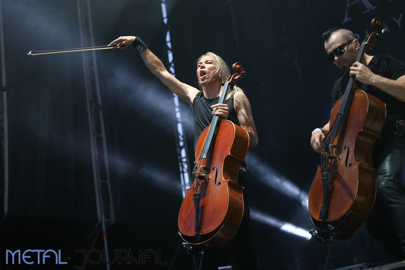 apocalyptica - leyendas del rock 2019 metal journal pic 3