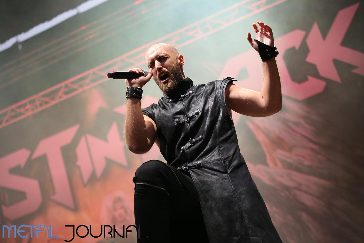 beast in black - leyendas del rock 2019 metal journal pic 1