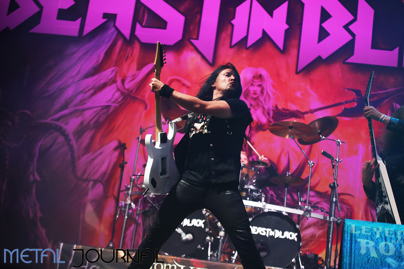 beast in black - leyendas del rock 2019 metal journal pic 5