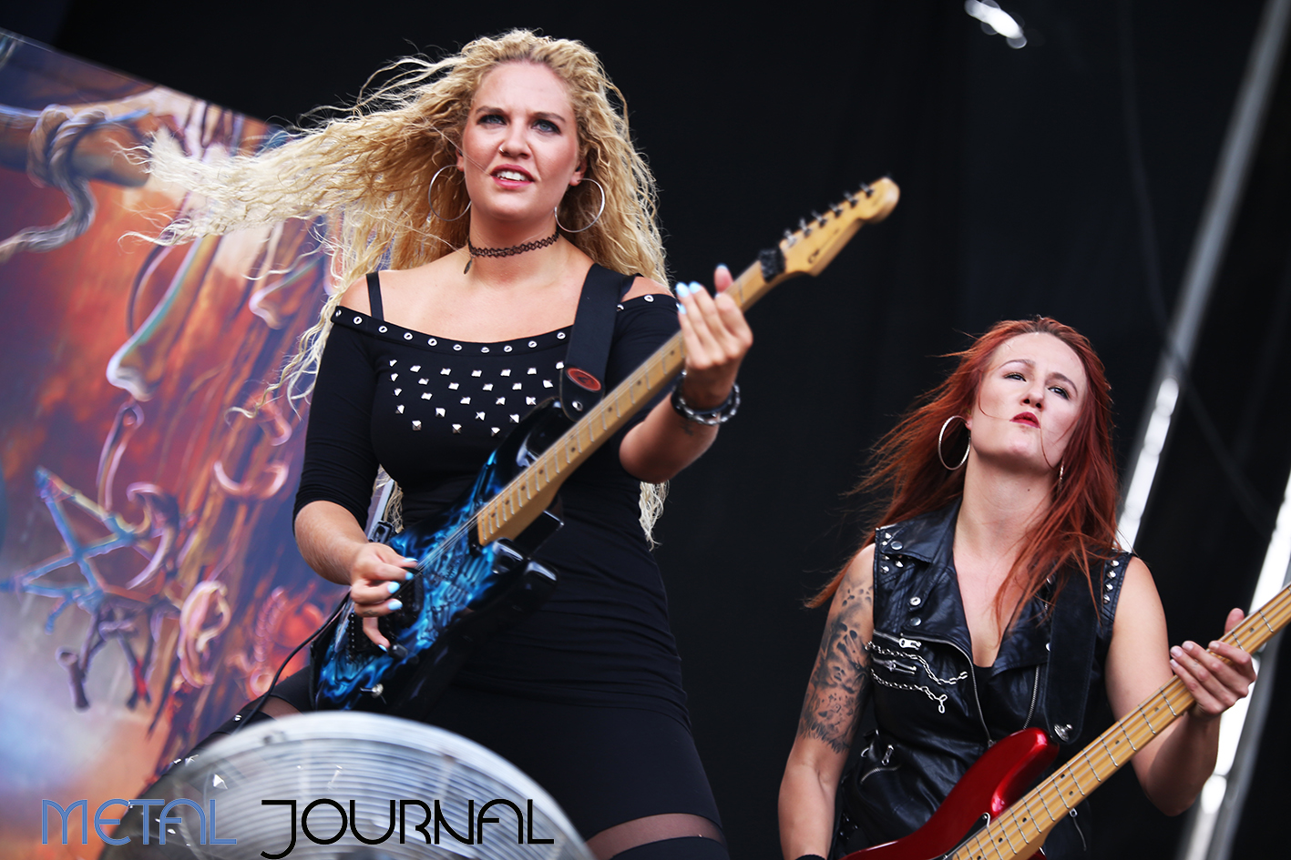 burning witches - leyendas del rock 2019 metal journal pic 5