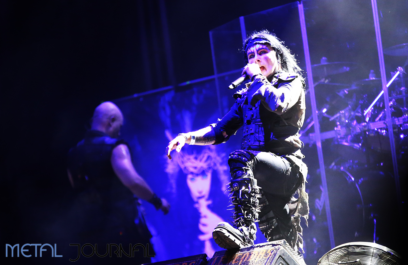 cradle of filth - leyendas del rock 2019 metal journal pic 1