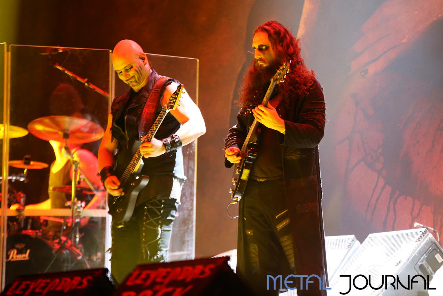 cradle of filth - leyendas del rock 2019 metal journal pic 2