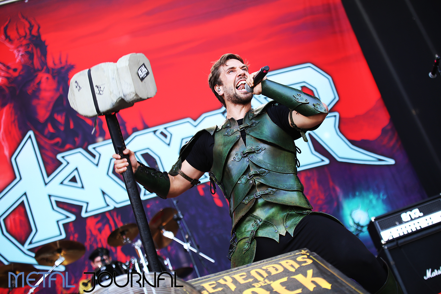gloryhammer - leyendas del rock 2019 metal journal pic 1
