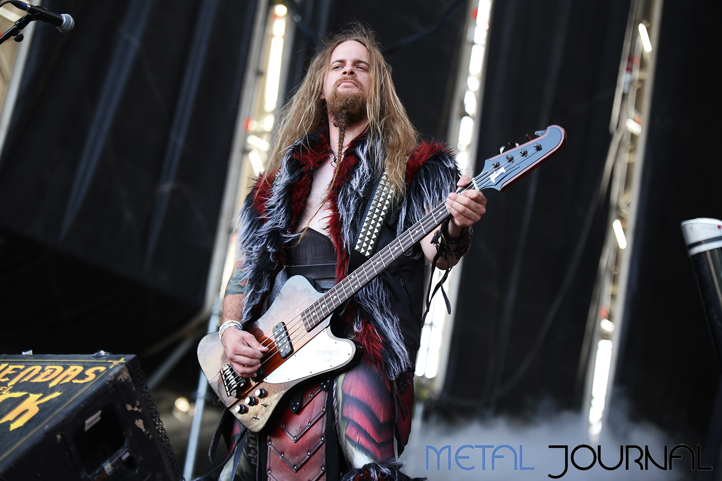 gloryhammer - leyendas del rock 2019 metal journal pic 2
