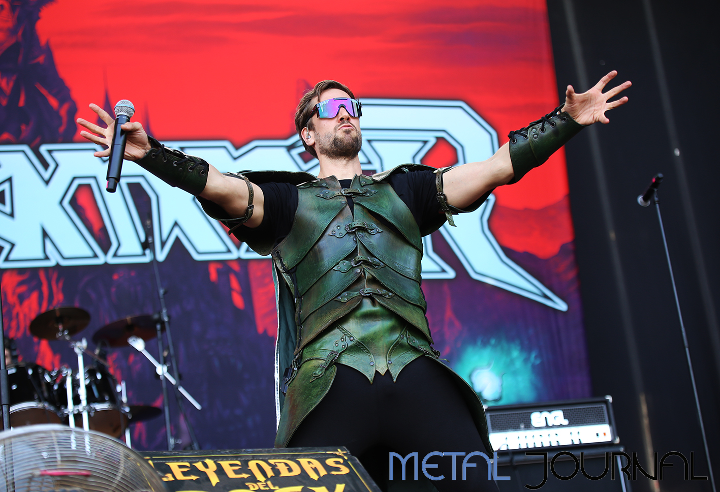 gloryhammer - leyendas del rock 2019 metal journal pic 4