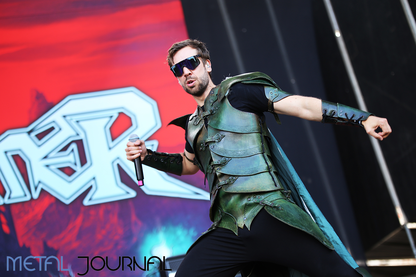gloryhammer - leyendas del rock 2019 metal journal pic 7