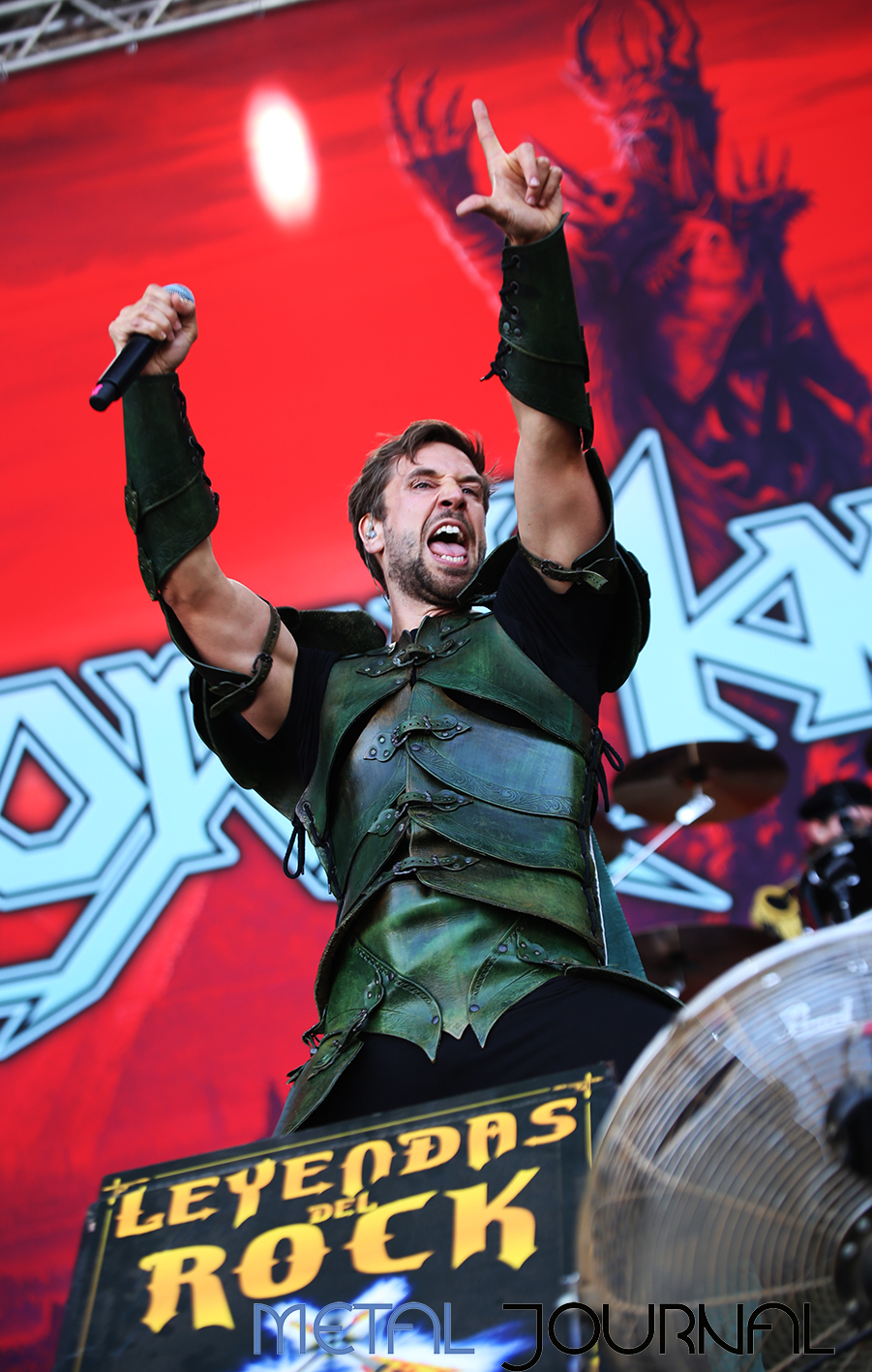 gloryhammer - leyendas del rock 2019 metal journal pic 8