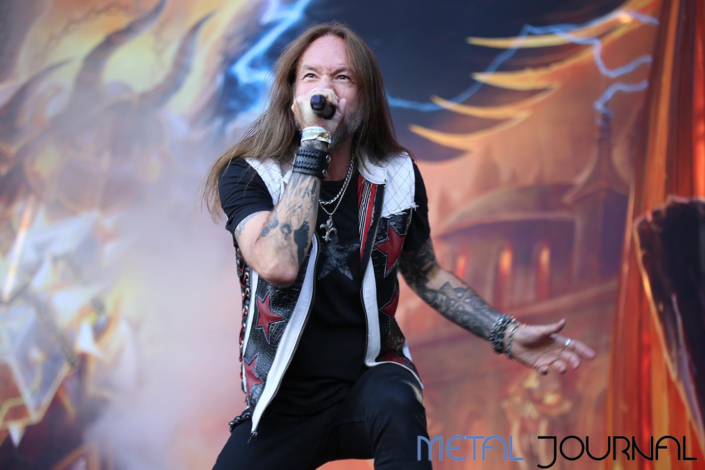 hammerfall - leyendas del rock 2019 metal journal pic 1