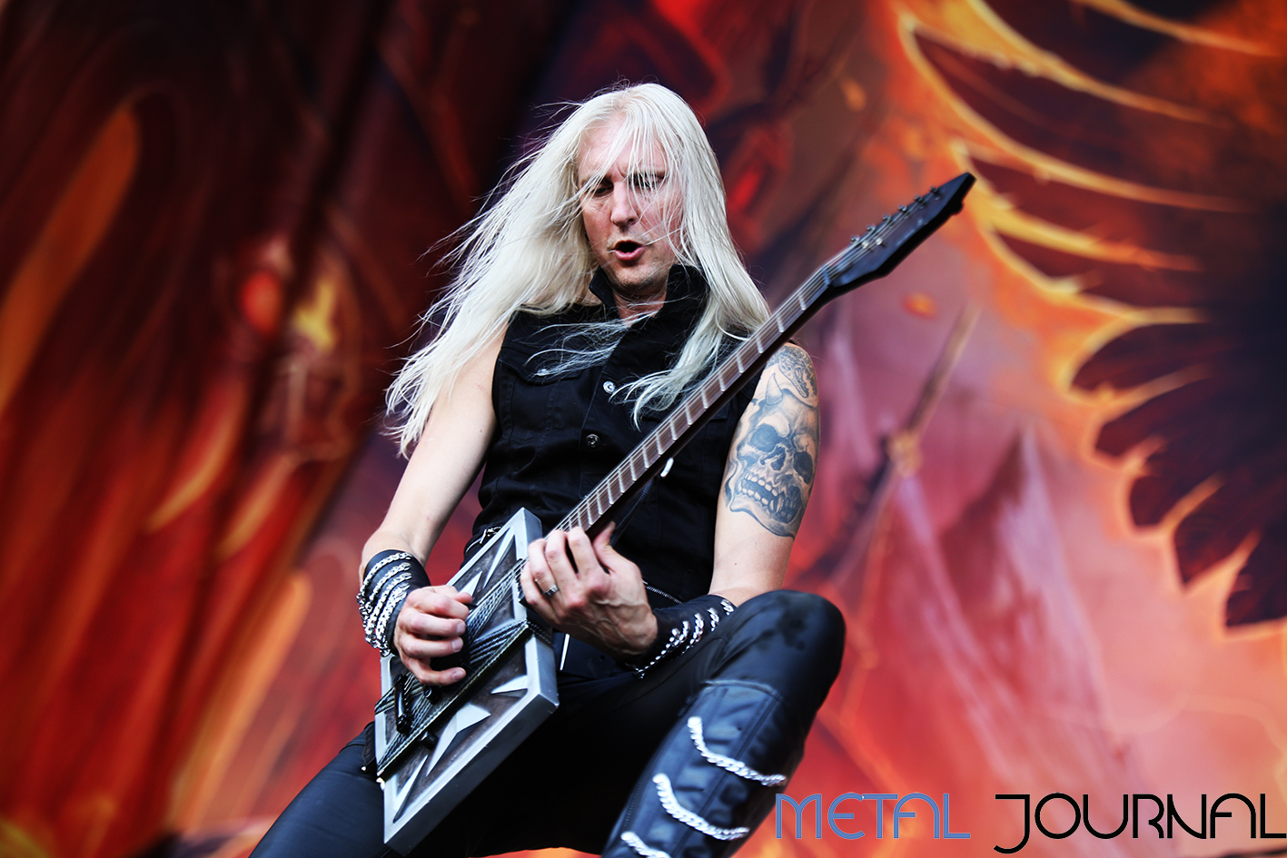 hammerfall - leyendas del rock 2019 metal journal pic 2