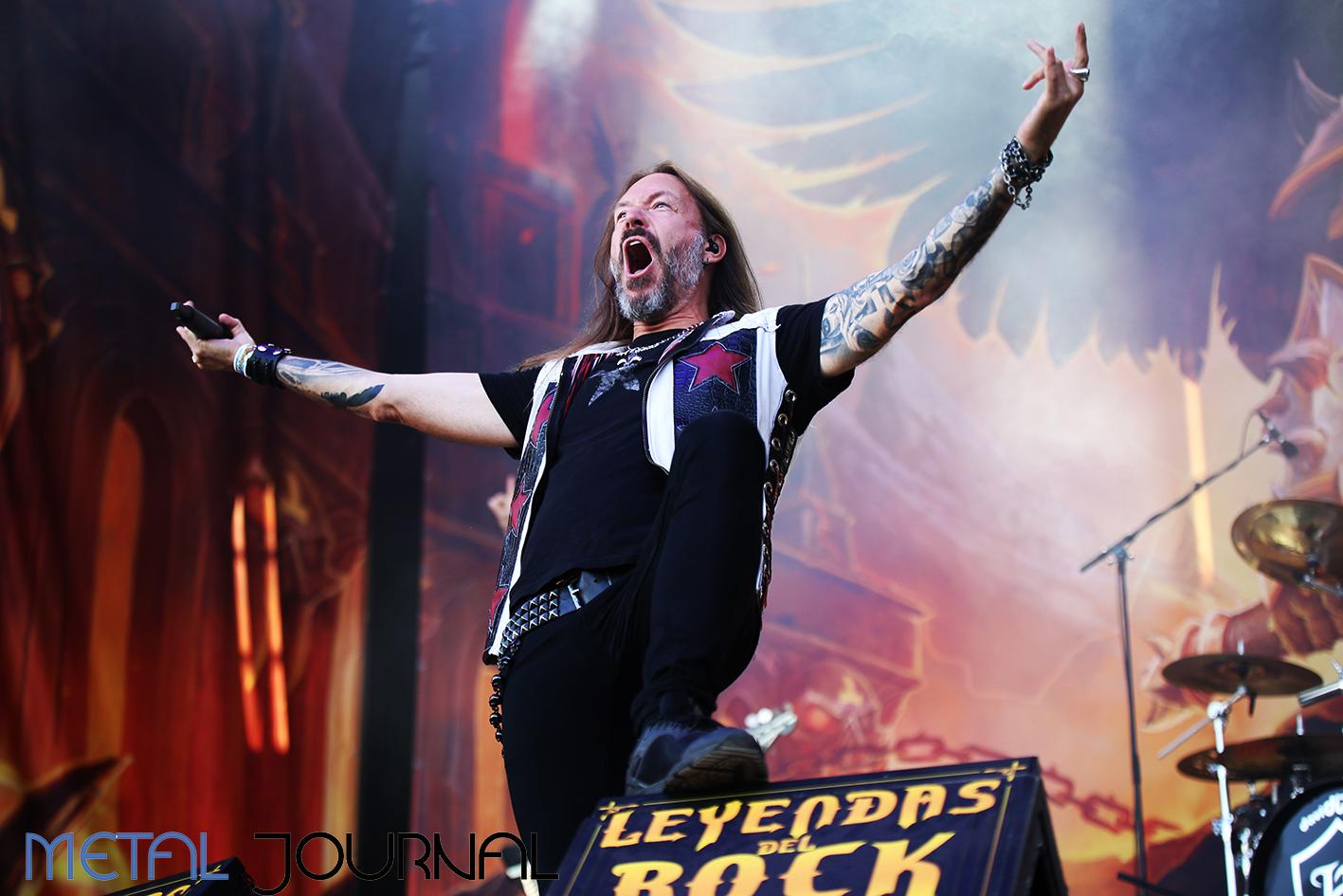 hammerfall - leyendas del rock 2019 metal journal pic 3