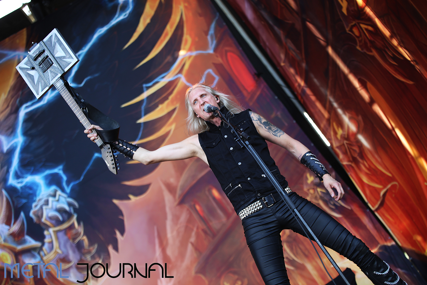 hammerfall - leyendas del rock 2019 metal journal pic 5