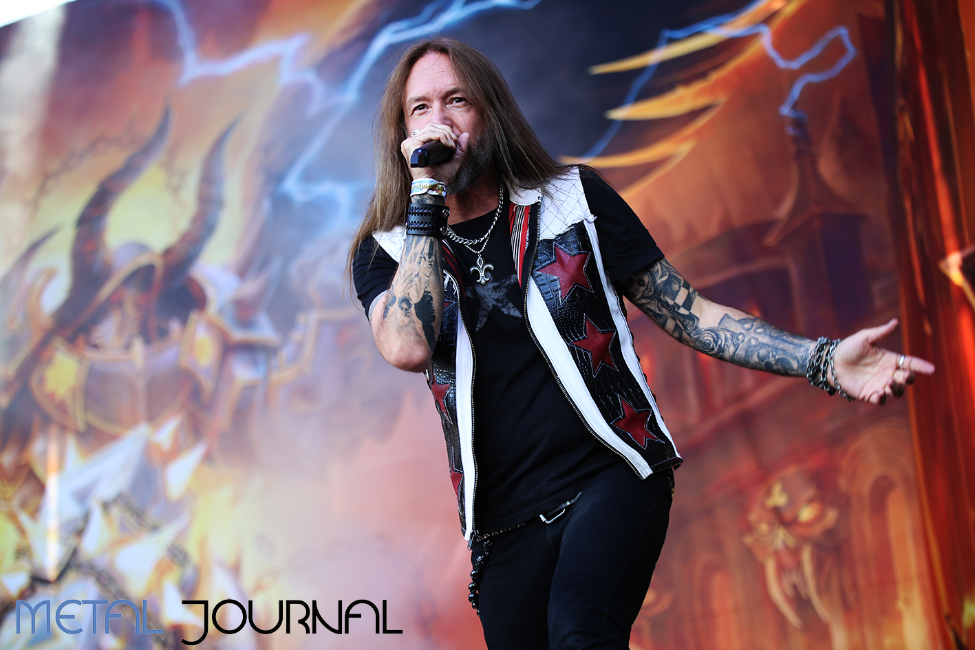 hammerfall - leyendas del rock 2019 metal journal pic 7