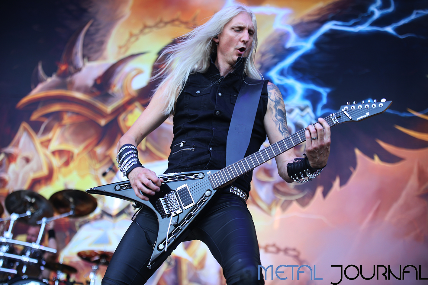 hammerfall - leyendas del rock 2019 metal journal pic 8