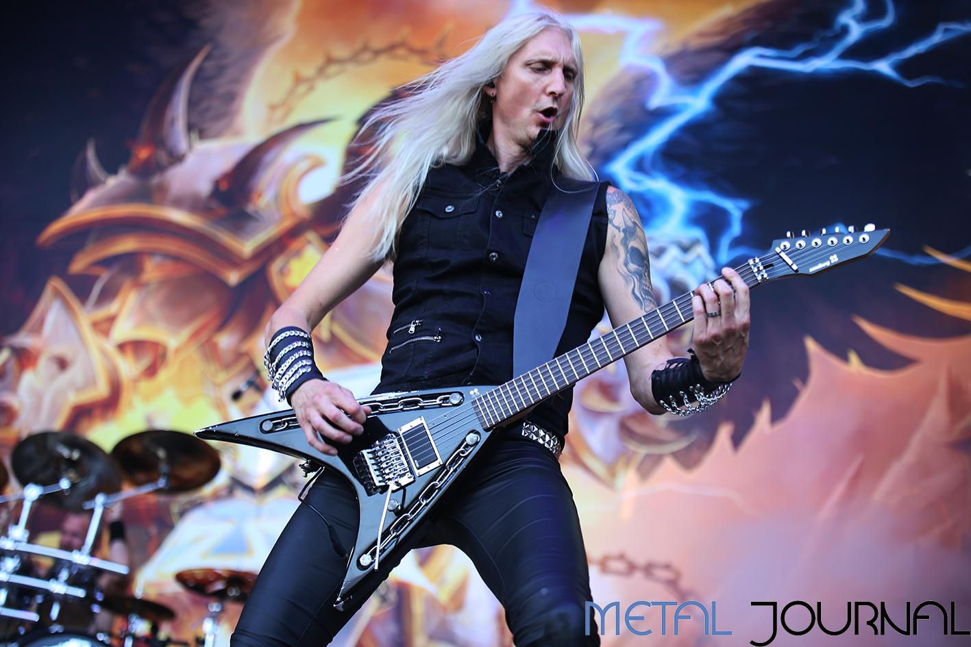 hammerfall - leyendas del rock 2019 metal journal pic 8