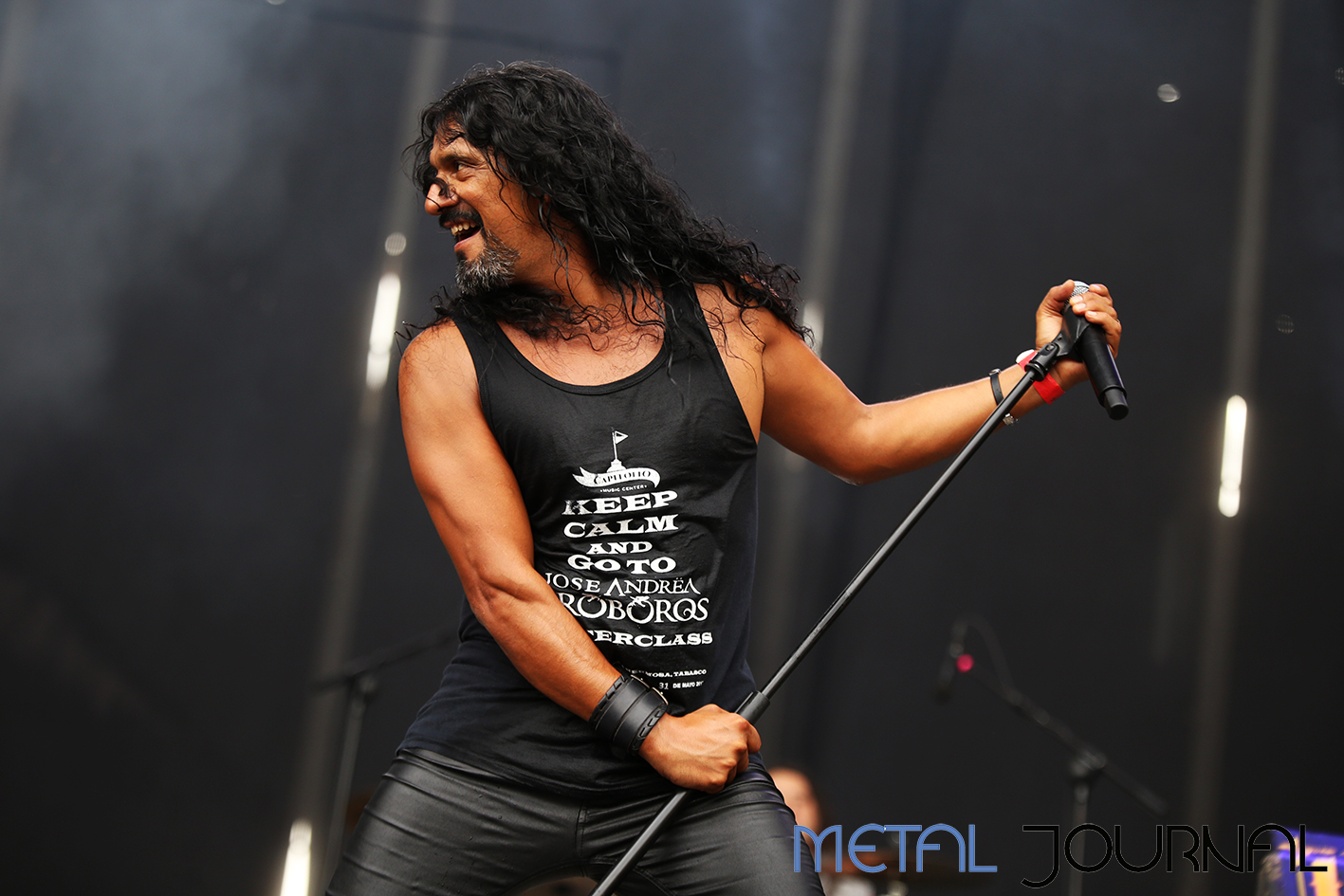 jose andrea uroboros - leyendas del rock 2019 metal journal pic 1