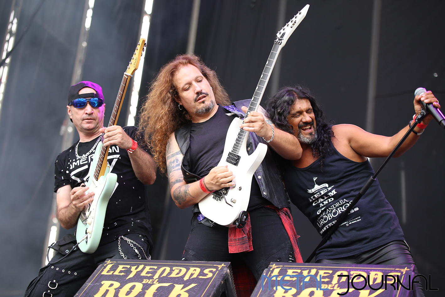 jose andrea uroboros - leyendas del rock 2019 metal journal pic 2