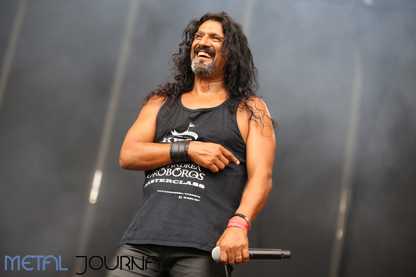 jose andrea uroboros - leyendas del rock 2019 metal journal pic 3
