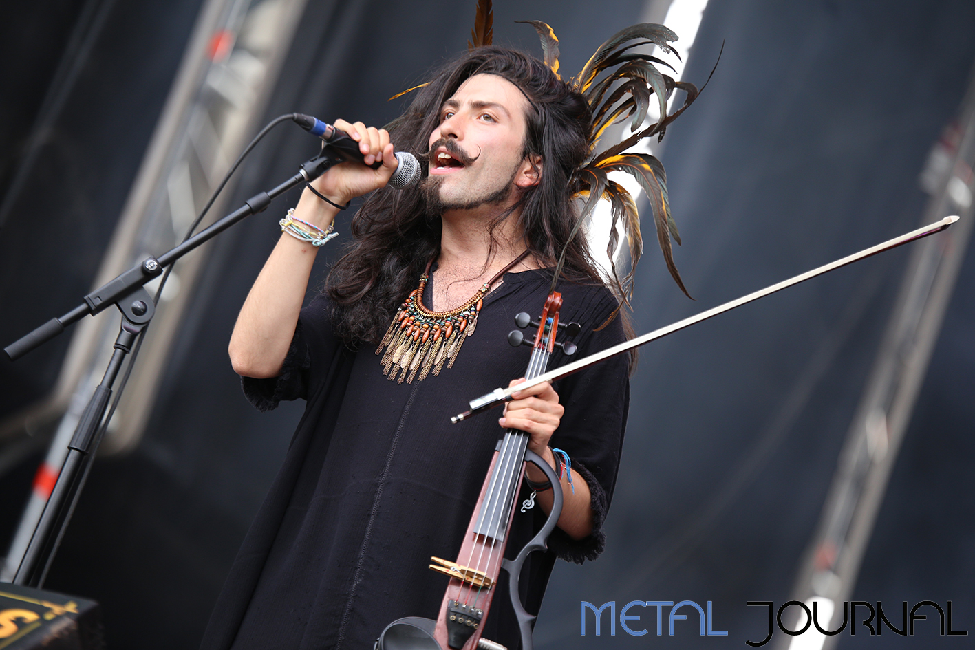 jose andrea uroboros - leyendas del rock 2019 metal journal pic 4