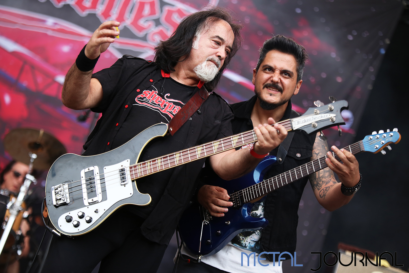 los barones - leyendas del rock 2019 metal journal pic 1