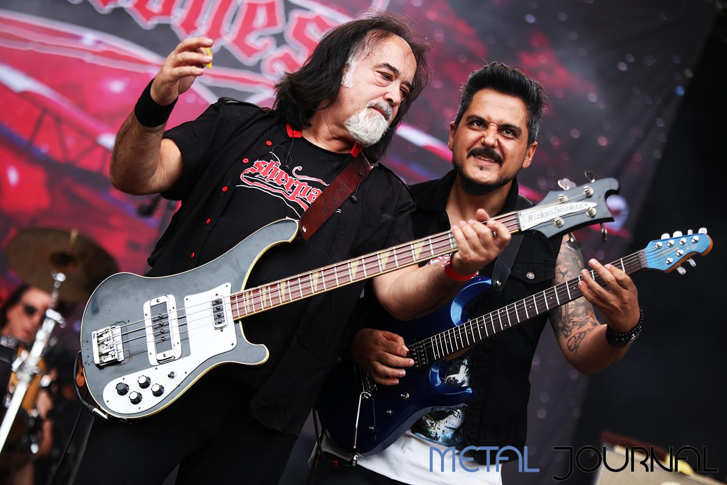 los barones - leyendas del rock 2019 metal journal pic 1