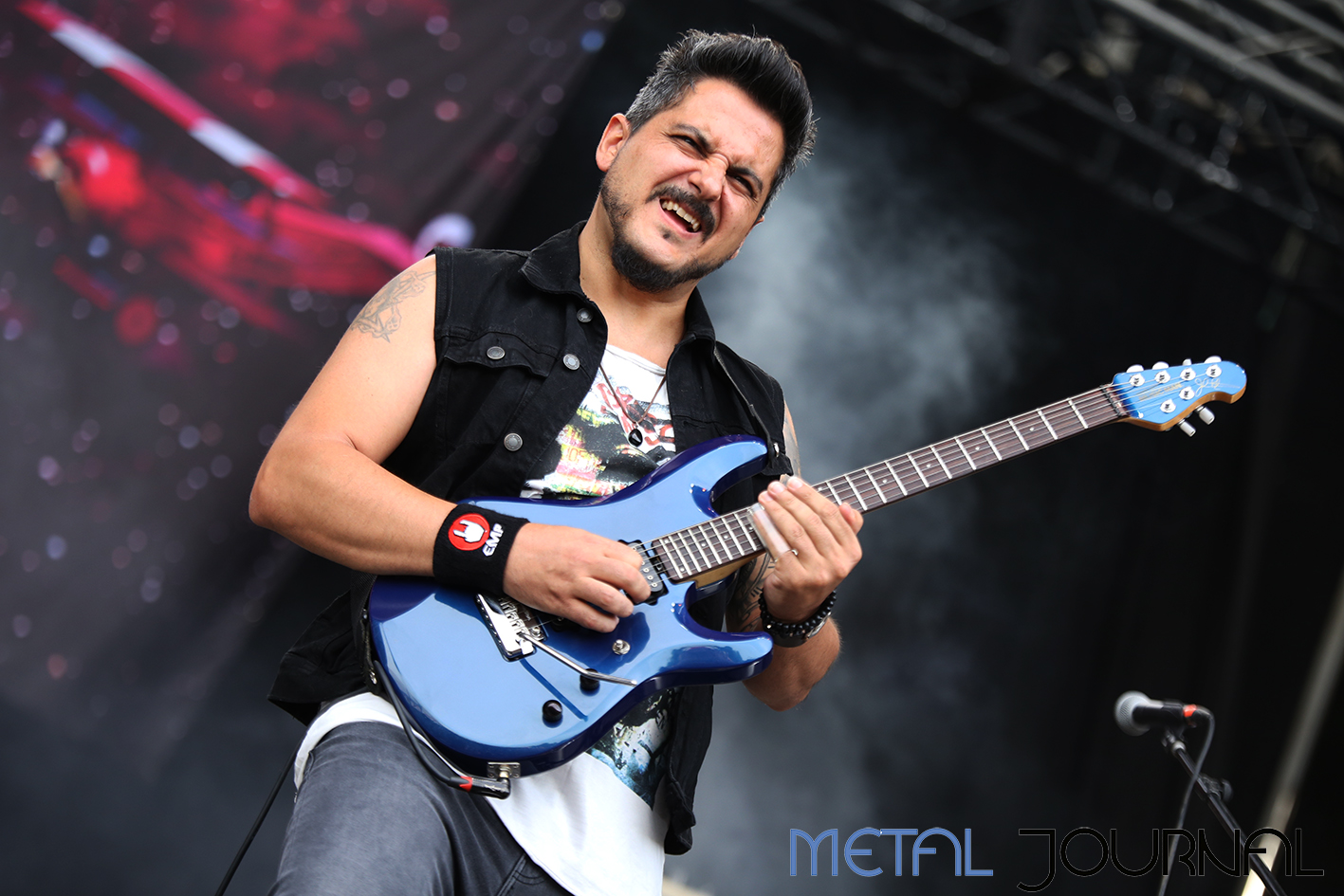 los barones - leyendas del rock 2019 metal journal pic 3