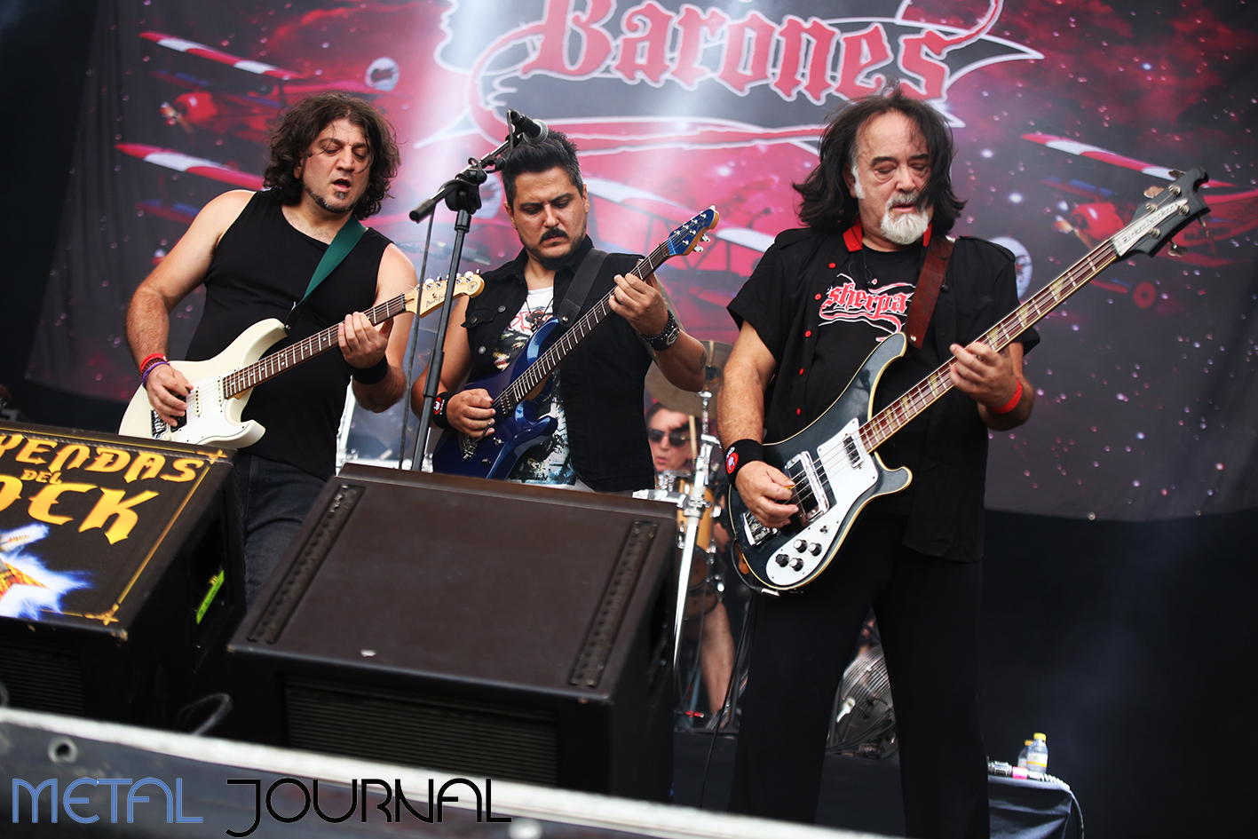 los barones - leyendas del rock 2019 metal journal pic 5