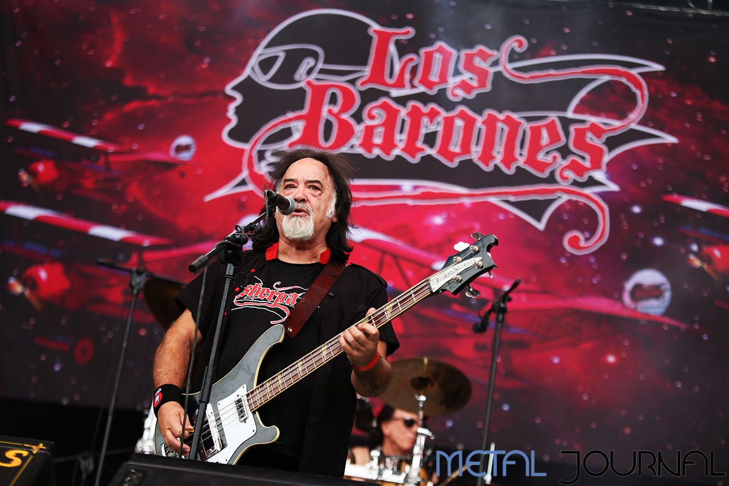 los barones - leyendas del rock 2019 metal journal pic 6