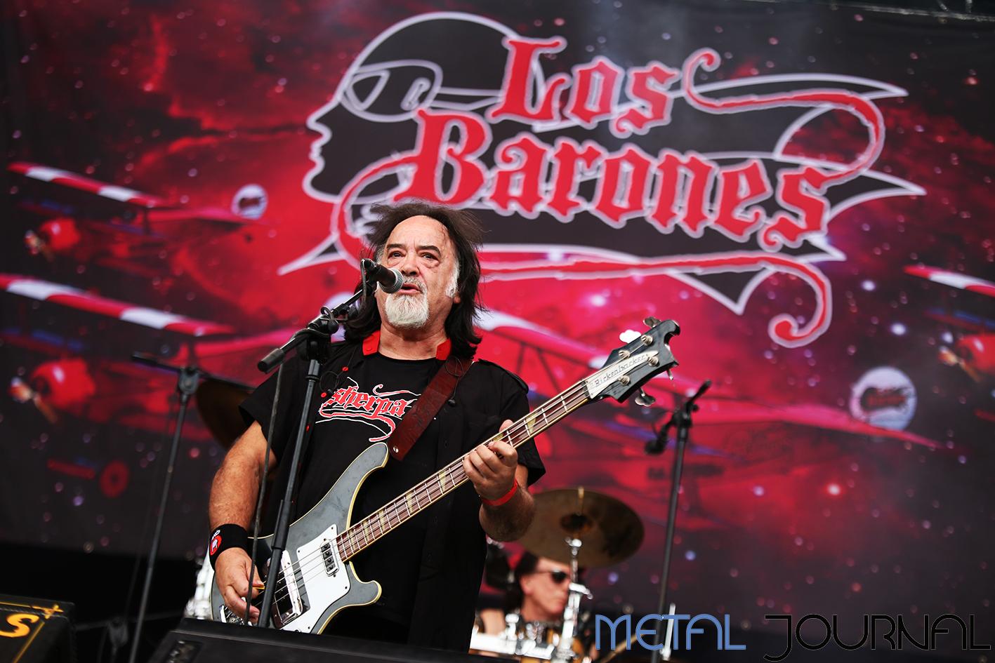 los barones - leyendas del rock 2019 metal journal pic 6