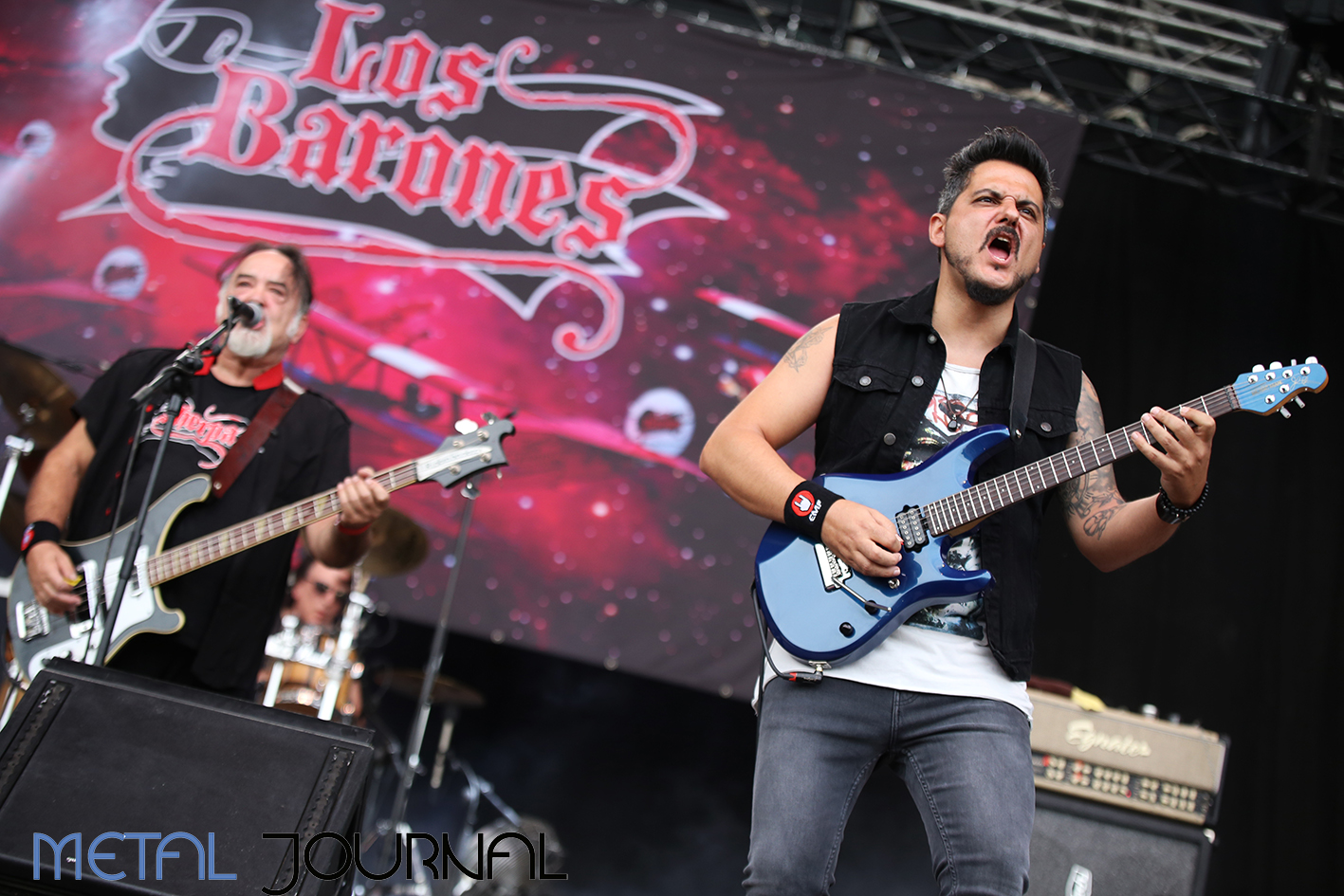 los barones - leyendas del rock 2019 metal journal pic 7